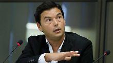 """Arbeit wird schlechter entlohnt als Besitz - ein Trend, den Piketty in seinem vieldiskutierten Buch """"Das Kapital im 21. Jahrhundert"""" unter die Lupe nimmt."""