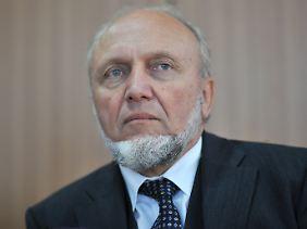Prof. Hans-Werner Sinn ist Chef des Münchner Ifo-Instituts.