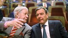 """""""Dumpfe Vorurteile und Fremdenhass"""": Schmidt und Schröder stellen sich gegen Pegida"""