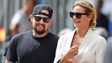 Gibt es bald Rocker-Babys?: Cameron Diaz heiratet Benji Madden