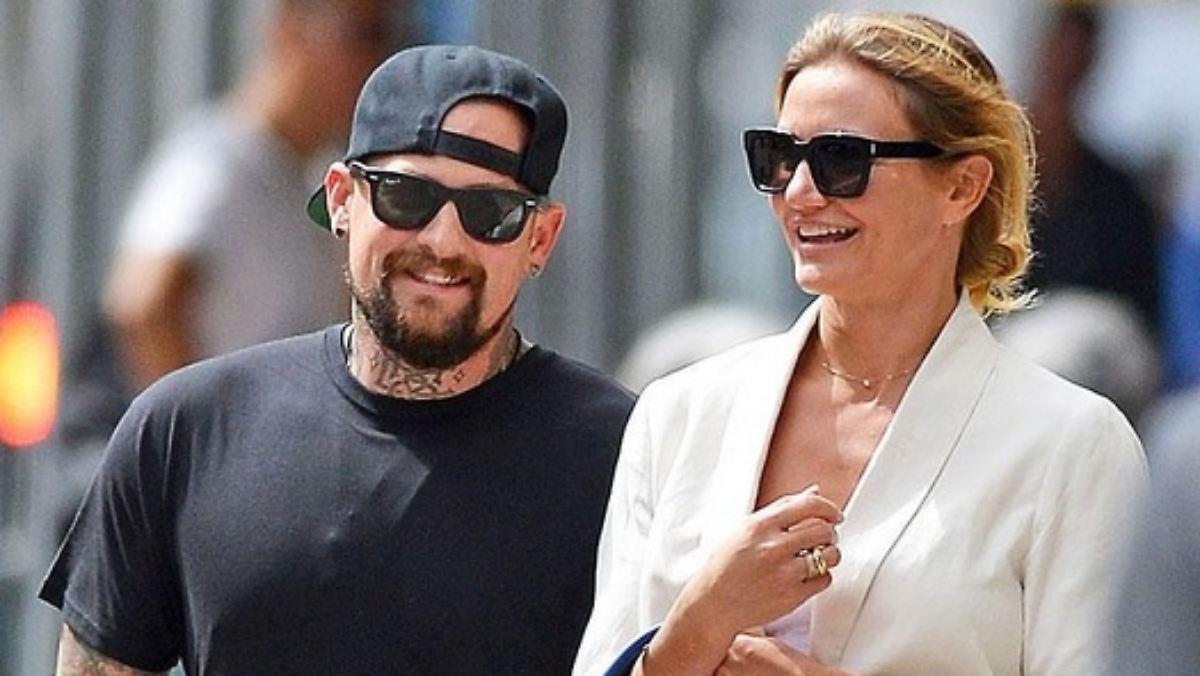 Gibt es bald Rocker-Babys?: Cameron Diaz heiratet Benji Madden - n-tv.de