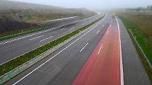 Künftig sollen Autobahnen auch länger halten.