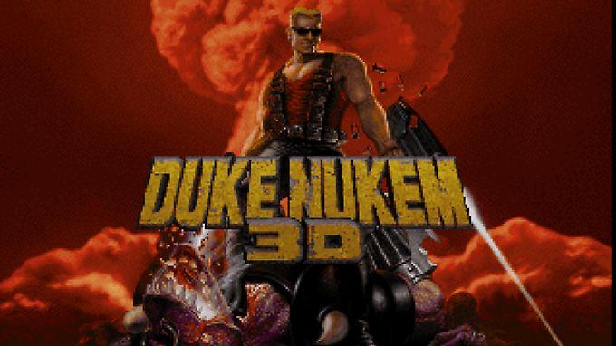 """""""Duke Nukem 3D"""" wurde 1996 veröffentlicht. Sein Nachfolger """"Duke Nukem Forever"""" wurde nach 14-jähriger Entwicklungszeit erst im Juni 2011 veröffentlicht."""
