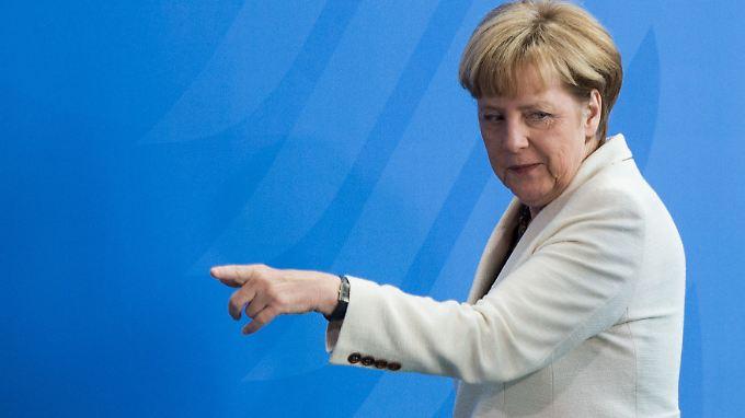 Würde das Kanzleramt die Szenarien nicht durchspielen, würde man Merkel später vorwerfen können, sie agiere planlos.