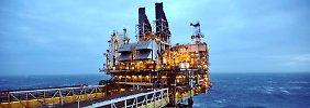 Talfahrt hält an: Nordsee-Öl fällt unter 50-Dollar-Marke