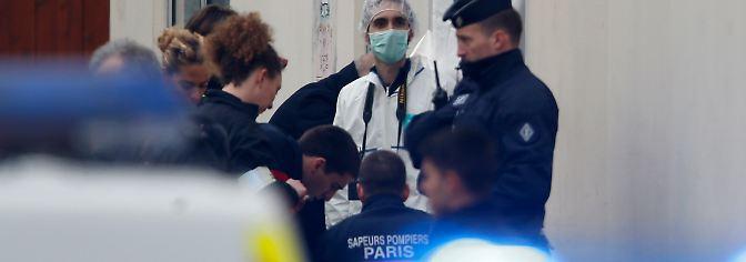 """Zwölf Tote, viele Verletzte: Terroranschlag auf """"Charlie Hebdo"""" erschüttert Paris"""