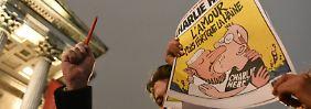 Anschlag auf Charlie Hebdo: Ihr werdet der Komik nicht Herr!