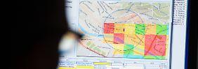 Immer mehr Städte zeigen Interesse an der Prognosesoftware.
