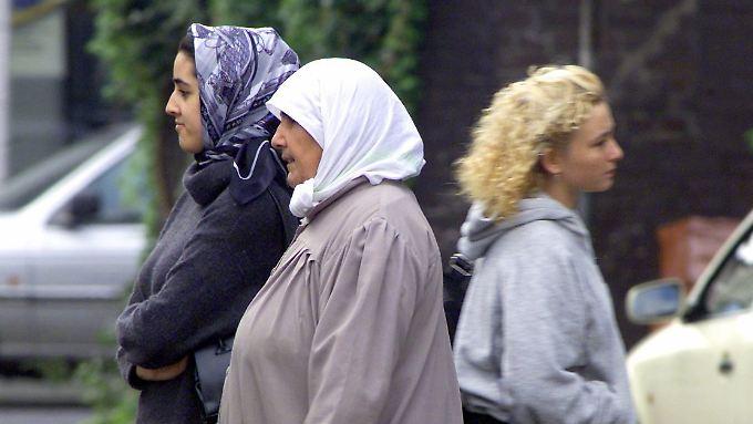 Für Mehrheit ist Islam Bedrohung: Muslime in Deutschland sind integriert, aber nicht gewollt