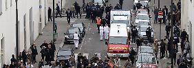 Attentate, Flucht und Geiselnahme: Chronologie der Terrortage in Frankreich