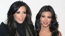 Streit im Kardashian-Clan: Ist Kim Kardashian eifersüchtig?