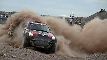 Tagessieg an Argentinier Terranova: Minis dominieren die Rallye Dakar weiter