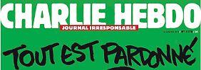 """Neue Ausgabe erscheint Mittwoch: Mohammed ziert """"Charlie Hebdo""""-Cover"""