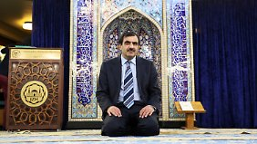 Ali Kizilkaya ist Vorsitzender des Islamrats.