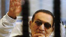 Keine Strafe wegen Korruption: Mubaraks Weg in die Freiheit ist geebnet