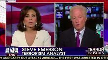 Aus der Fantasie eines TV-Experten: Fox News sieht schon Kalifate in Europa