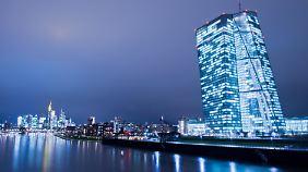 Im Frankfurter EZB-Gebäude wird man die Äußerung des Generalanwalts wohlwollend zur Kenntnis nehmen.
