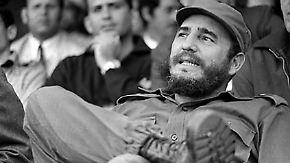 Ikone der kubanischen Revolution: Fidel Castro stirbt im Alter von 90 Jahren