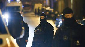 Operation in Belgien: Zwei Tote bei Antiterror-Einsatz