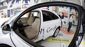 Autonomes Fahren in die Zukunft: Google holt deutsche Zulieferer an Bord