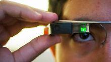 """Gründer stampft sein """"Baby"""" ein: Google setzt die Brille ab"""
