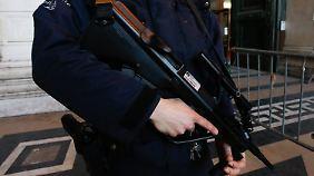 Anti-Terror-Einsatz in Belgien: Islamisten planten Anschläge auf Polizisten