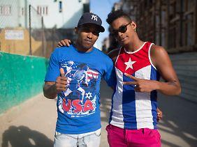 Zwischen den USA und Kuba herrscht diplomatisches Tauwetter.