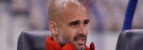 """""""Besser spielen"""": Josep Guardiola."""