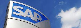 Stärkung des Cloud-Geschäfts: SAP macht Abstriche beim Gewinnziel