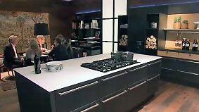 """n-tv Ratgeber: Küchentrends auf der """"Living Kitchen"""" in Köln"""
