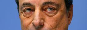 Rubel steigt auf Zwei-Monats-Hoch: Draghi lässt Euro-Kurs abstürzen