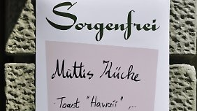 """Das """"Cafe Sorgenfrei"""" in Berlin sorgt für Jugenderinnerungen."""