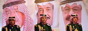 Für König Salman wird es schwer: Herrscher im Hexenkessel