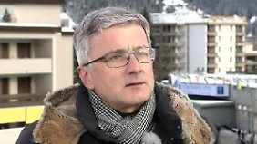 "Rupert Stadler in Davos: ""Europa fehlt eine Agenda 2025"""
