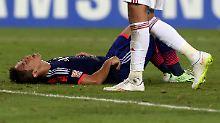 Japans Drama bei Asien Cup: Traurig für Kagawa, gut für den BVB