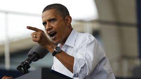 Neues Konjunkturpaket: Obama geht in die Offensive
