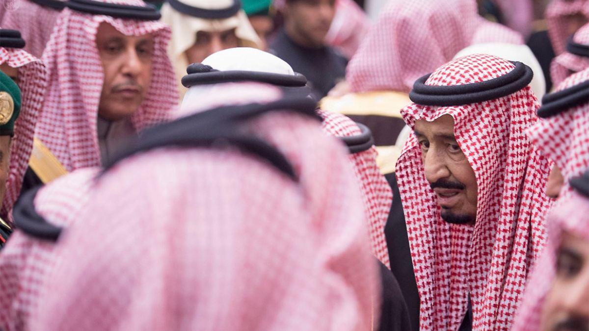 Saudi-Arabien plant Enthauptung