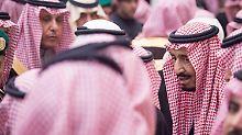 Trauerfeier für König Abdullah: Könige und Präsidenten reisen nach Riad