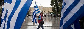 Spannung vor der Wahl: Griechen entscheiden über ihre Zukunft