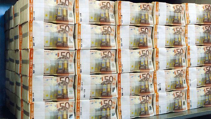 Die EZB öffnet die Geldschleusen.