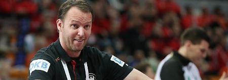 Fast alles anders, aber auch richtig: Sigurdsson beflügelt das DHB-Team