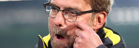 Veto gegen Wechsel nach Dortmund: Klopp soll Mandzukic-Deal blockiert haben