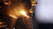 Deutscher Experte bestätigt: Tutanchamun erlitt tatsächlich Bart-Bruch