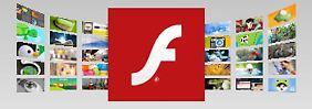 Der Flash Player ist weit verbreitet und deshalb ein beliebtes Angriffsziel.