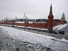Im Kreml brütet man über Pläne, die wirtschaftliche Impulse bringen sollen.