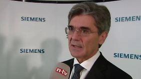 """Joe Kaeser zum Siemens-Umbau: """"Balance zwischen wünschenswert und machbar finden"""""""