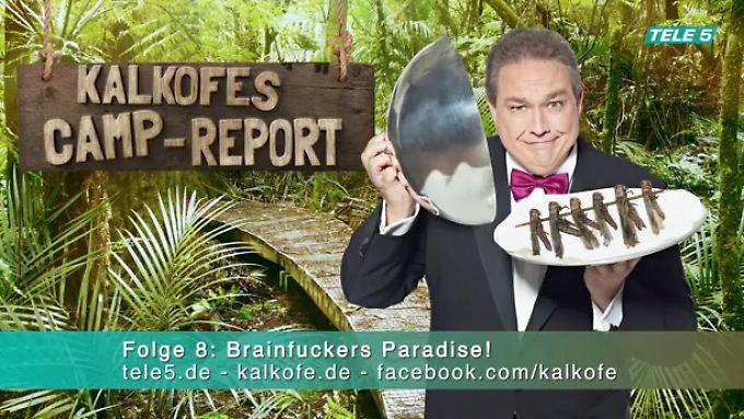 Oliver Kalkofe ist bekannt dafür, den täglichen Fernsehwahnsinn gekonnt auf die Schippe zu nehmen. Vor dem Dschungelcamp macht er natürlich nicht halt.