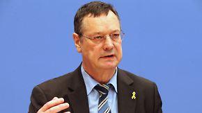 Jahresbericht des Wehrbeauftragten: Königshaus beklagt erhebliche Probleme bei der Bundeswehr