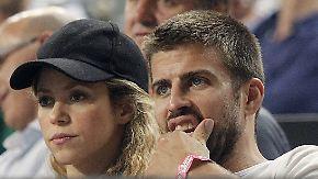 Promi-News des Tages: Shakiras Freund Gerard Piqué droht großer Ärger