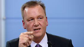 Burkhard Lischka ist innenpolitischer Sprecher der SPD-Fraktion.